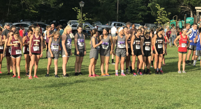 Tigers Take on the Trail