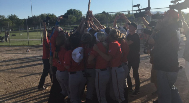 Lady Dons are 4A State Softball Champs!
