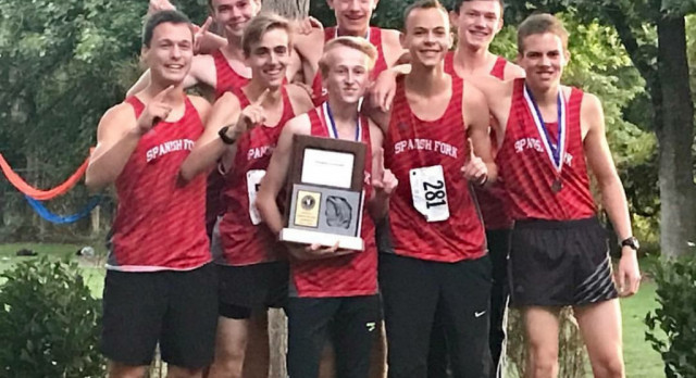 Boys Cross Country- Region Champions!!