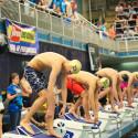 Swimming State Championship (Day 1)