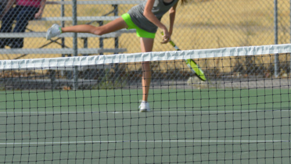 Girls Tennis 2017 Ciera Alldredge​