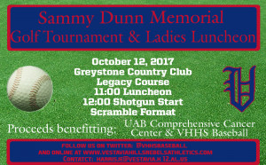 2017 Sammy Dunn Golf Tourney