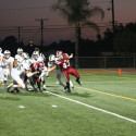 VARSITY FOOTBALL: VS LA COSTA CANYON