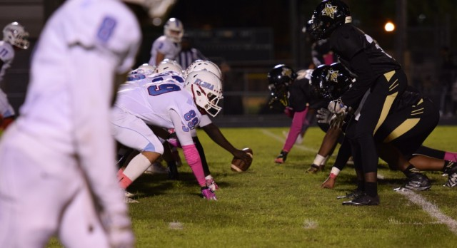 AC Flora High School Varsity Football beat Lower Richland High School 49-28