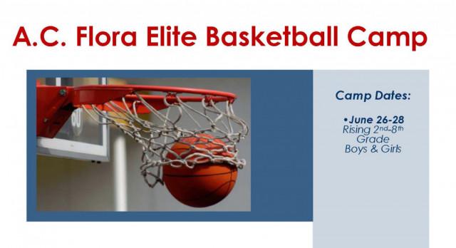 AC Flora Elite Basketball Camp