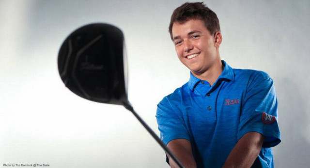 Ryan Marter Qualifies for the 117th U.S. Amateur Championship