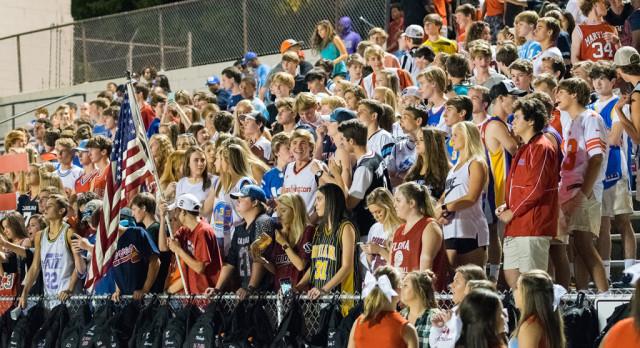 Football Photos: Varsity vs. Lugoff-Elgin – 09/08/17