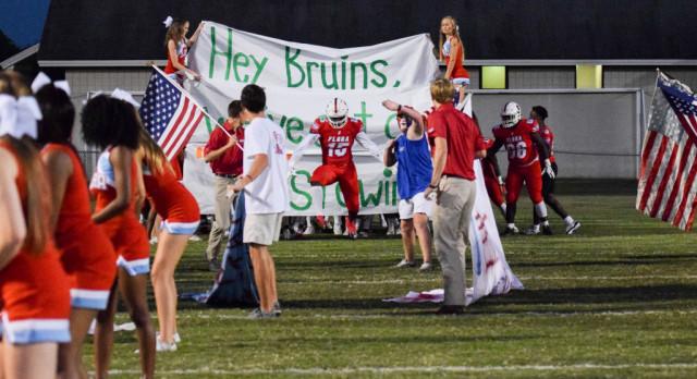 Football Photos: Varsity Football vs OW – 09/29/17