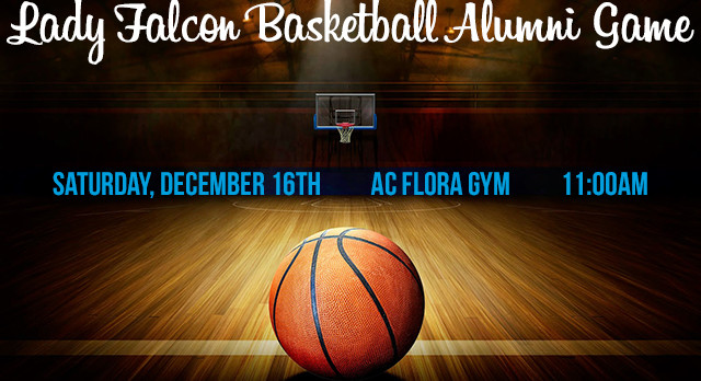 Annual Lady Falcon Basketball Alumni Game