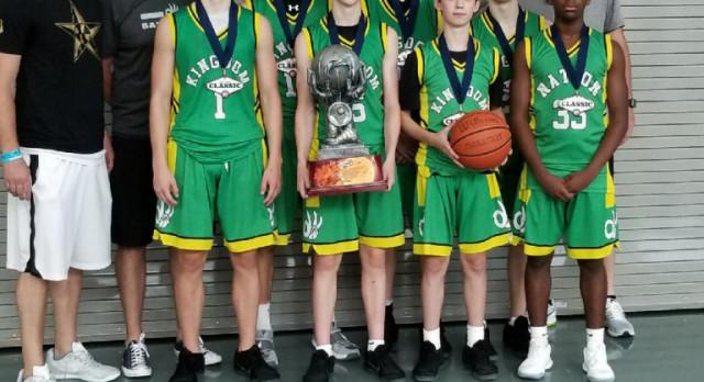 CHHS Basketball Players Win Big In Las Vegas!