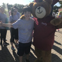 Gymnastics and Volleyball at Shriners Walk for Love