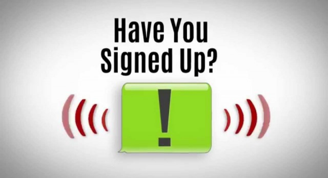 Online Athletic Registration and Signing Up for Alerts for 2016-2017 teams