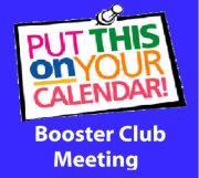 Booster Club Meeting clipart