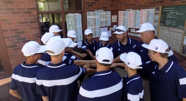 Golf Open Practice