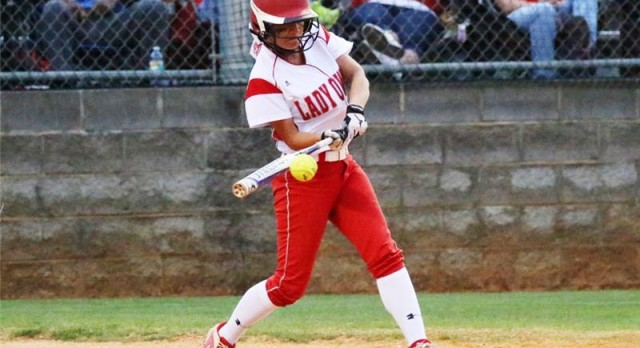 Lady Owls Softball Team crushes Rhea County
