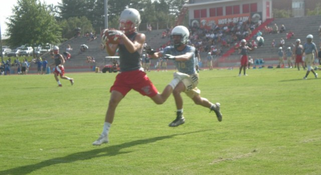 Owls Dominate First 7 on 7 of Summer Passing League (Pics)