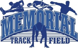 memorial track and field ART
