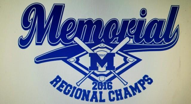 2016 Baseball Regional Champ T-Shirt Order Form