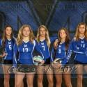 2016 Volleyball Seniors