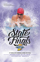 2017 Boys Swimming and Diving State Championship Information