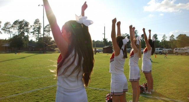 Forest Acres Cheer Cup
