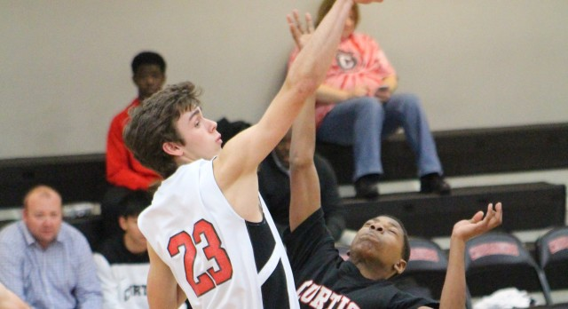 Northside Christian Academy Boys Varsity Basketball beat Curtis Baptist High School 74-59