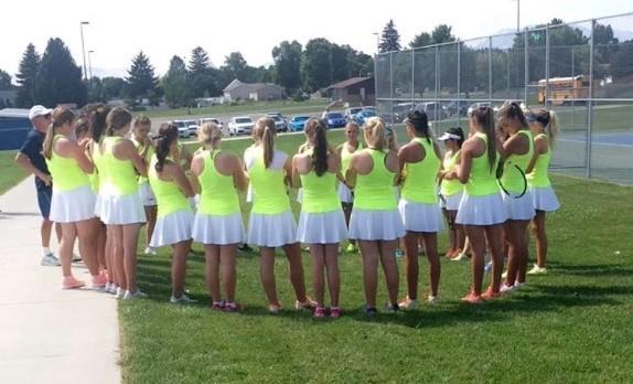 Congratulations to our Tennis team!