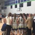 Girls basketball vs. Mountain Crest
