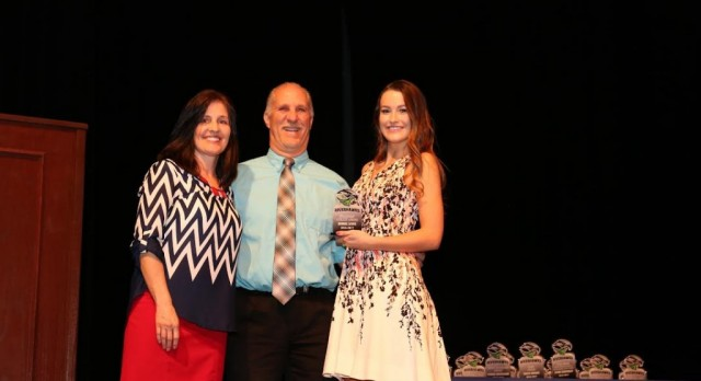 Brooke Lewis is your Winter Citizen Athlete OSPY Award winner.