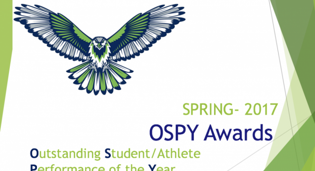 Spring OSPYS are set for May 23rd @ 7:00