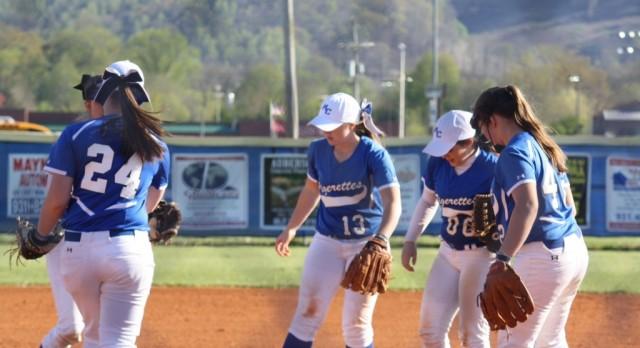 Tigerettes Drop a Tough District Game