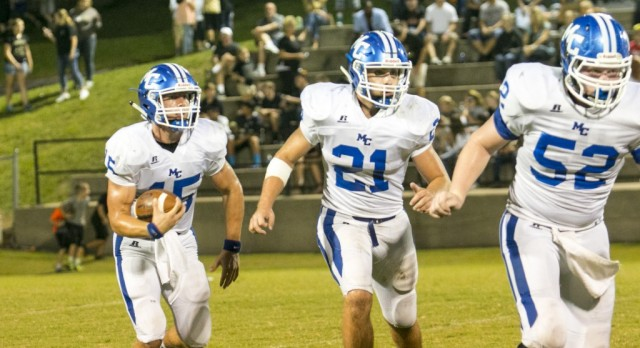 Tigers Storm Back at Smith County to Win 34-12