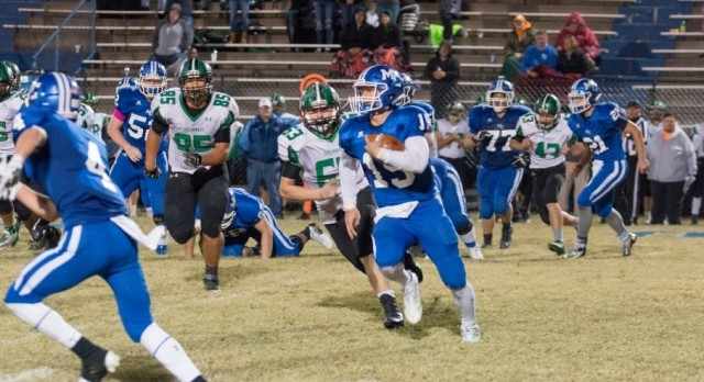 Tigers Hold Off Meade County