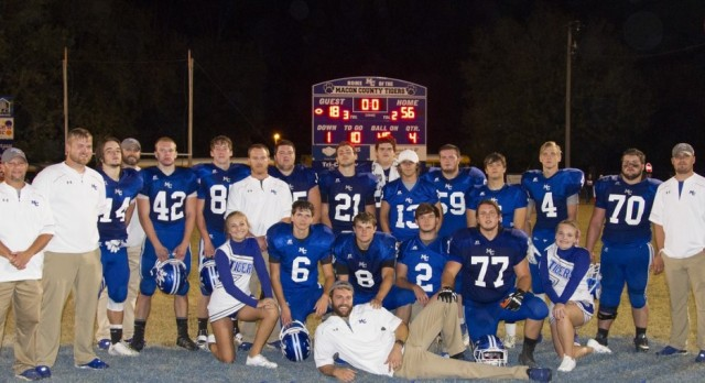 Tigers Route Panthers on Senior Night