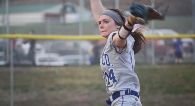 Macon County High School Varsity Softball beat Gordonsville High School 12-0