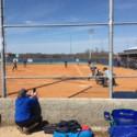 Softball vs Mark Shrum playday