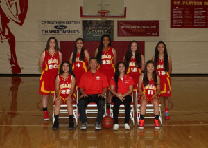 JV Girls Team 2