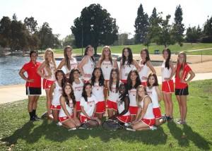 WC Girls Tennis team pic