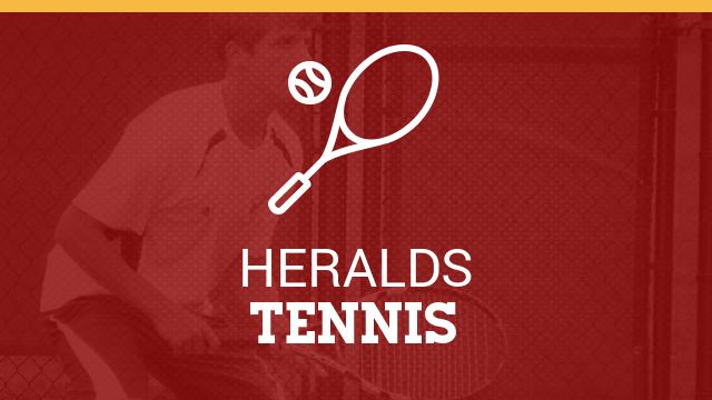 Heralds Boys Tennis plays Village to a perfect tie!