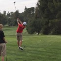 Action Shots of Varsity Golf vs. Heritage Christian.  Heralds are now 10-0!