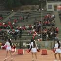 Cheer and Song Debut at Football Win over Bishop!