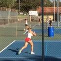 Girls Tennis Senior Day vs. Heritage Christian