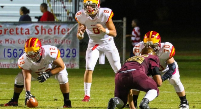 Interview with Herald record-setting QB Quinn Commans
