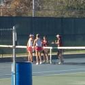Girls Tennis CIF Match vs. Mark Keppel