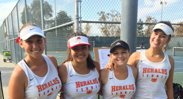 All Area Tennis!