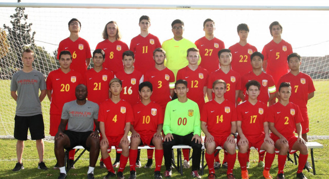 Boys Soccer heads to Acton to play Vasquez High on Wednesday in CIF!