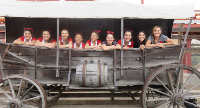 Herald Song Team Wins Knott's Berry Farm Competition