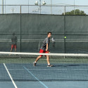 Herald Boys Tennis vs. Tarbut V Torah