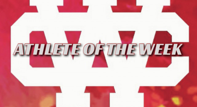 VOTE! Athlete of the Week March 25
