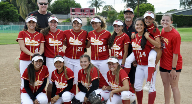 A Great Softball Season comes to an End in CIF